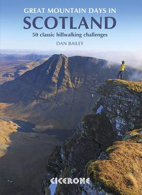 Picture of Great Mountain Days in Scotland: 50 classic hillwalking challenges