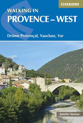 Picture of Walking in Provence - West: Drome Provencal, Vaucluse, Var