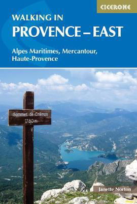 Picture of Walking in Provence - East: Alpes Maritimes, Alpes de Haute-Provence, Mercantour
