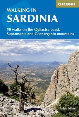 Picture of Walking in Sardinia: 50 walks on the Ogliastra coast, Supramonte and Gennergentu mountains