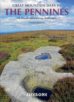 Picture of Great Mountain Days in the Pennines: 50 classic hillwalking routes