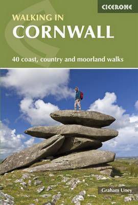 Picture of Walking in Cornwall: 40 Coast, Country and Moorland Walks