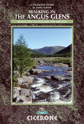 Picture of Walking in the Angus Glens: 30 routes to explore the region