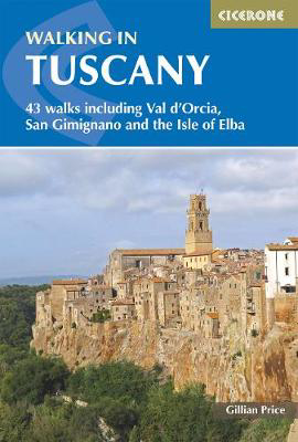 Picture of Walking in Tuscany: 43 walks including Val d'Orcia, San Gimignano and the Isle of Elba