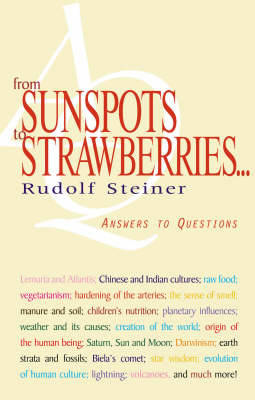Picture of From Sunspots to Strawberries: Answers to Questions
