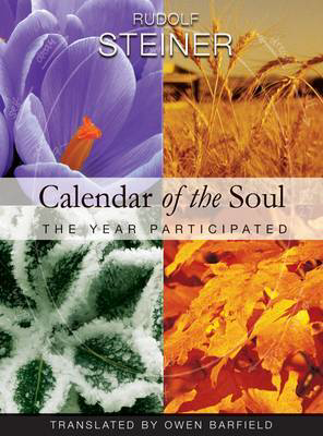 Picture of Calendar of the Soul: The Year Participated