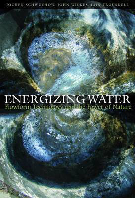 Picture of Energizing Water: Flowform Technology and the Power of Nature
