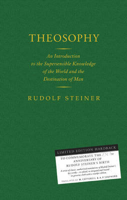Picture of Theosophy: An Introduction to the Supersensible Knowledge of the World and the Destination of Man