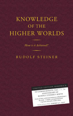 Picture of Knowledge of the Higher Worlds: How is it Achieved?