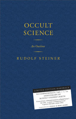 Picture of Occult Science: An Outline