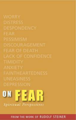 Picture of On Fear: Spiritual Perspectives