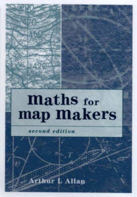Picture of Maths for Map Makers