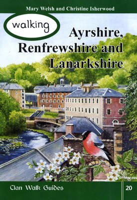 Picture of Walking Ayrshire, Renfrewshire and Lanarkshire