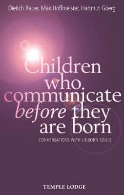 Picture of Children Who Communicate Before They are Born: Conversations with Unborn Souls