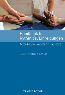 Picture of Handbook for Rhythmical Einreibungen: According to Wegman/Hauschka