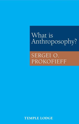 Picture of What is Anthroposophy?