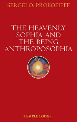 Picture of The Heavenly Sophia and the Being Anthroposophia