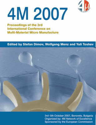 Picture of 4M 2007: Third International Conference on Multi-Material Micro Manufacture
