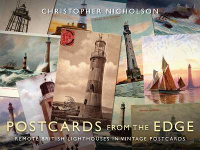 Picture of Postcards from the Edge: Remote British Lighthouses in Vintage Postcards