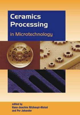 Picture of Ceramics Processing in Microtechnology