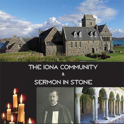Picture of The Iona Community and Sermon in Stone