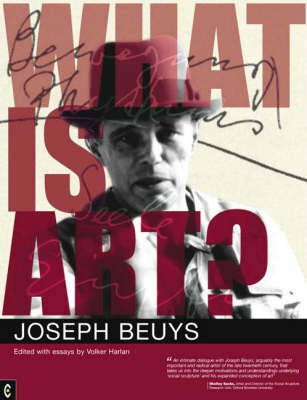 Picture of What is Art?: Conversation with Joseph Beuys