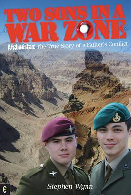 Picture of Two Sons in a War Zone: Afghanistan: The True Story of a Father's Conflict