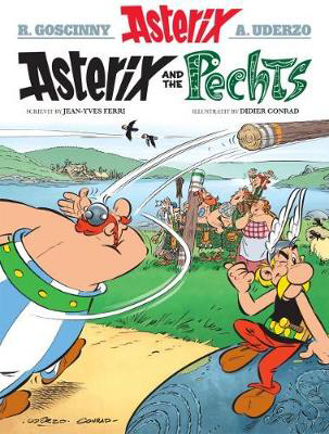 Picture of Asterix and the Pechts