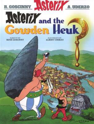 Picture of Asterix and the Gowden Heuk