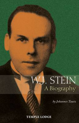 Picture of W. J. Stein: A Biography