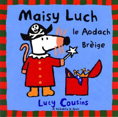 Picture of Maisy Luch: Le Aodach-breige