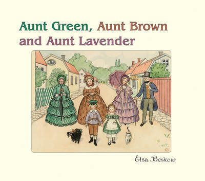 Picture of Aunt Green, Aunt Brown and Aunt Lavender