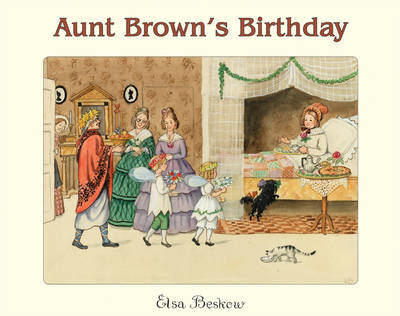 Picture of Aunt Brown's Birthday