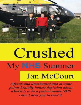 Picture of Crushed: My NHS Summer