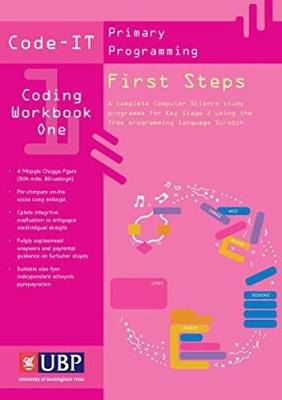 Picture of Code-It Workbook 1: First Steps in Programming Using Scratch