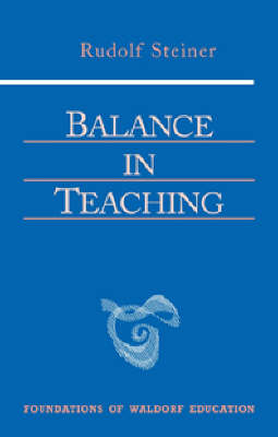 Picture of Balance in Teaching