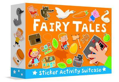 Picture of Sticker Activity Suitcase - Fairy tales