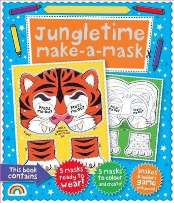 Picture of Make-a-Mask Jungletime!