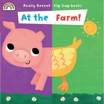 Picture of Flip Flap - At the Farm