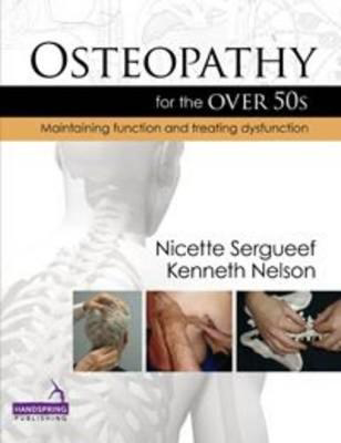 Picture of Osteopathy for the Over 50s: Maintaining Function and Treating Dysfunction