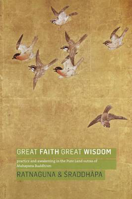 Picture of Great Faith, Great Wisdom: Practice and Awakening in the Pure Land Sutras of Mahayana Buddhism