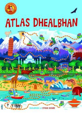 Picture of Atlas Dhealbhan