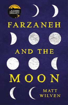 Picture of Farzaneh and the Moon
