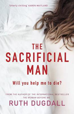 Picture of The Sacrificial Man: Shocking. Page-Turning. Intelligent. Psychological Thriller Series with Cate Austin