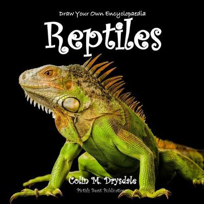 Picture of Draw Your Own Encyclopaedia Reptiles