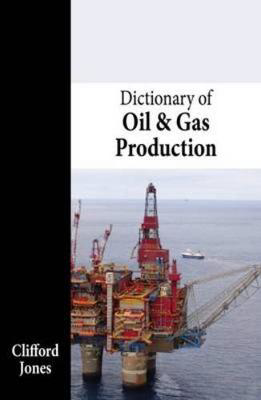 Picture of Dictionary of Oil and Gas Production
