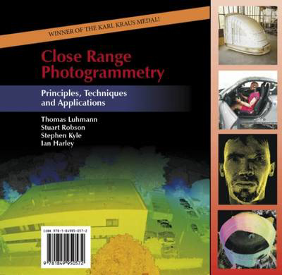 Picture of Close Range Photogrammetry: Principles, Methods and Applications
