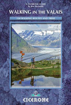 Picture of Walking in the Valais: 120 Walks and Treks