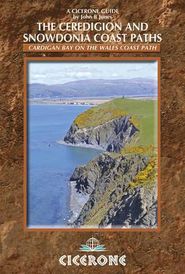 Picture of The Ceredigion and Snowdonia Coast Paths: The Wales Coast Path from Porthmadog to St Dogmaels