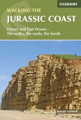Picture of Walking the Jurassic Coast: Dorset and East Devon - The walks, the rocks, the fossils